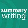 Summary writing CBSE way